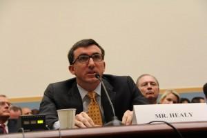 Daniel J. Healy (Managing Director, Civitas Capital - City of Dallas Regional Center; Member, IIUSA) testifies before Congress about the EB-5 Program.