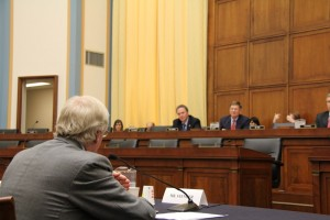 William J. Stenger (President/CEO, Jay Peak Resort; Director, IIUSA) responds to a question from Congress about the EB-5 Program.