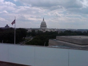 IIUSA Rooftop Reception (daytime).