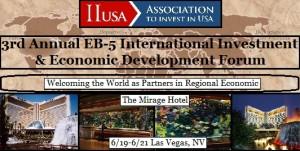 IIUSA EB-5 Forum - Las Vegas, NV (6/19-2/21)