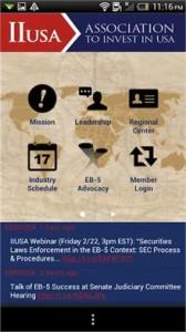 IIUSA Mobile App