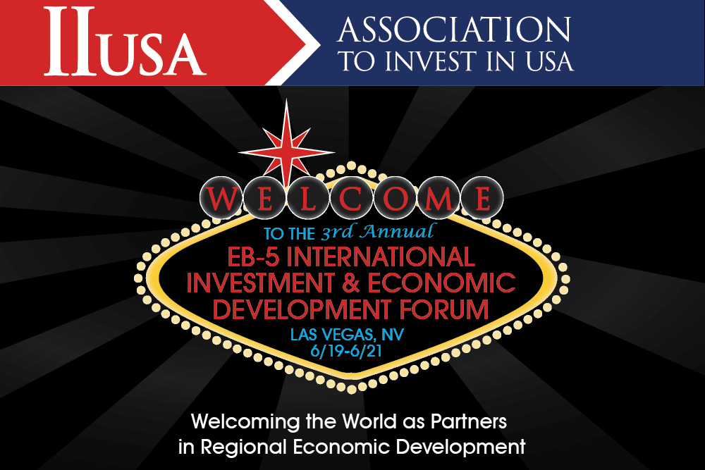 NOW is the Time to Make Your Plans to Join IIUSA, and 300+ Industry Stakeholders, in Las Vegas this June (6/19-21)!