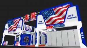 IIUSA/AmCham U.S. Pavilion - Preliminary Design