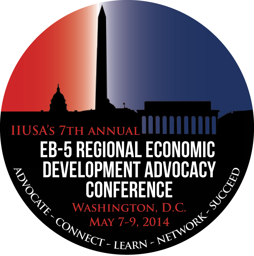 Join IIUSA in D.C. this May for our 7th Annual EB-5 Regional Center Advocacy Conference