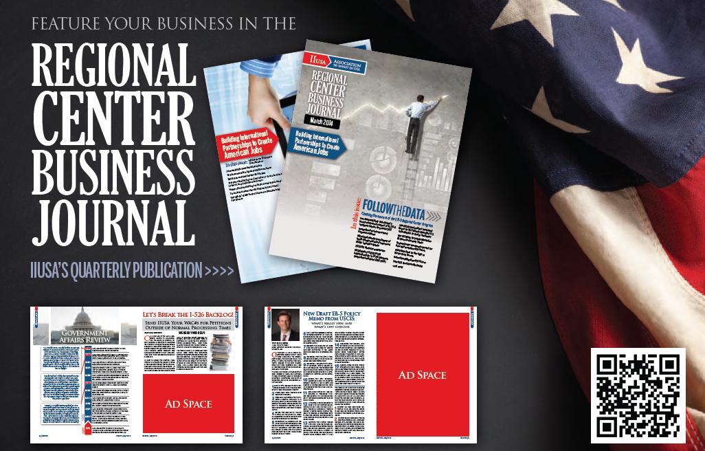 Regional Center Business Journal