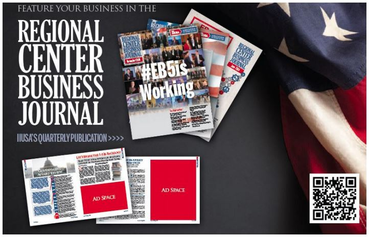 Last Chance to Reserve your Advertisement of the Q4 Regional Center Business Journal!