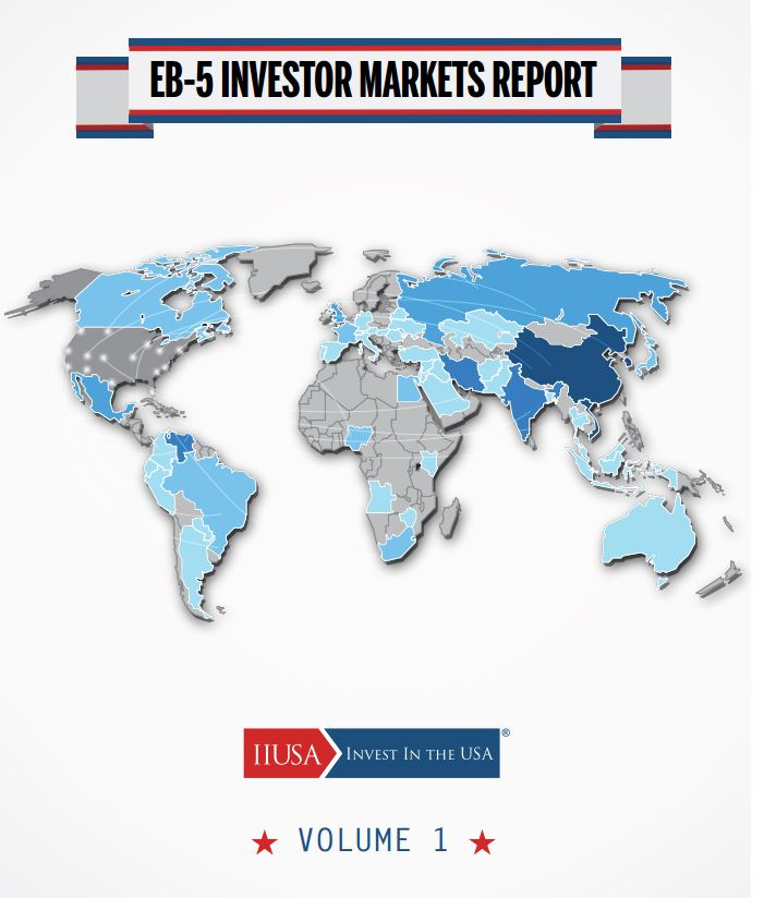 """"""" As investor confidence in the EB-5 Program has grown, so have the opportunities to develop new markets to bring even more job-creating capital to the U.S."""