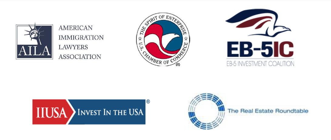 EB-5 Industry Joins Together in Letter to Congress on Reauthorization & Reform of Program