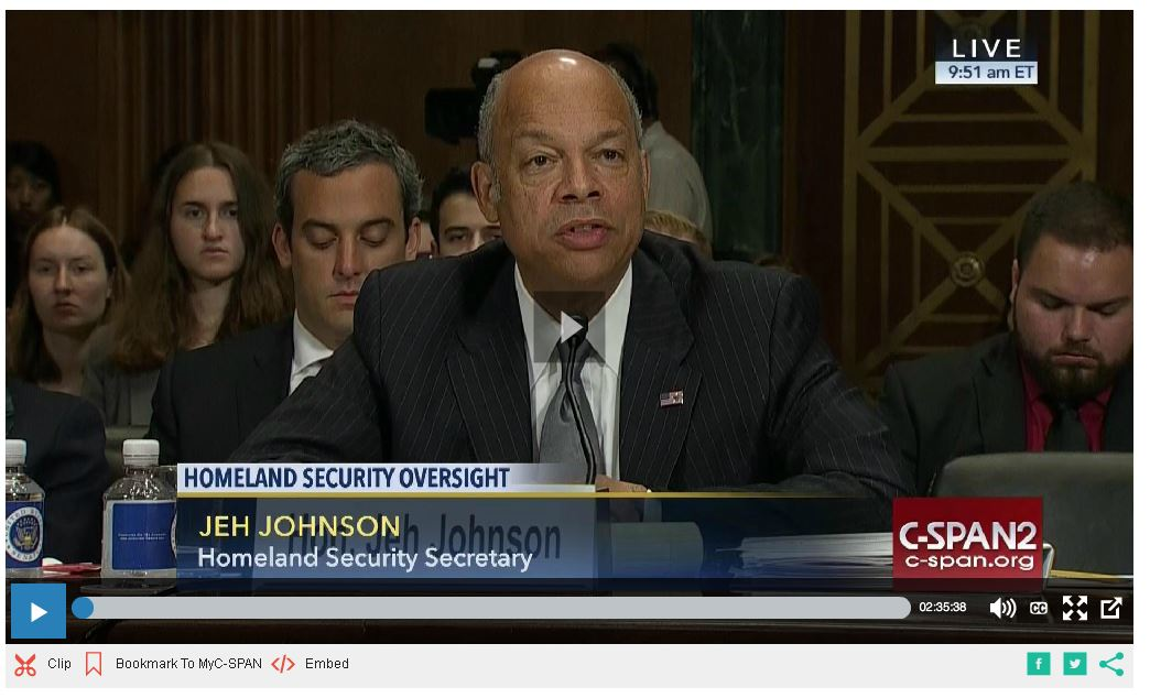 DHS Secretary at Recent Hearing: USCIS Intends on Publishing New Proposed EB-5 Regulations for Public Comment this November