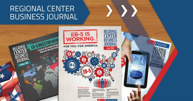 Final Call for Advertisement Submissions for IIUSA's Regional Center Business Journal