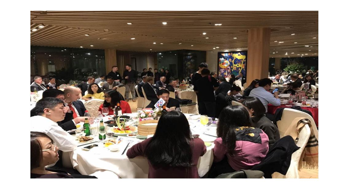 IIUSA Hosts Banquet in Shanghai to Honor Support of Members and Provide Legislative Updates