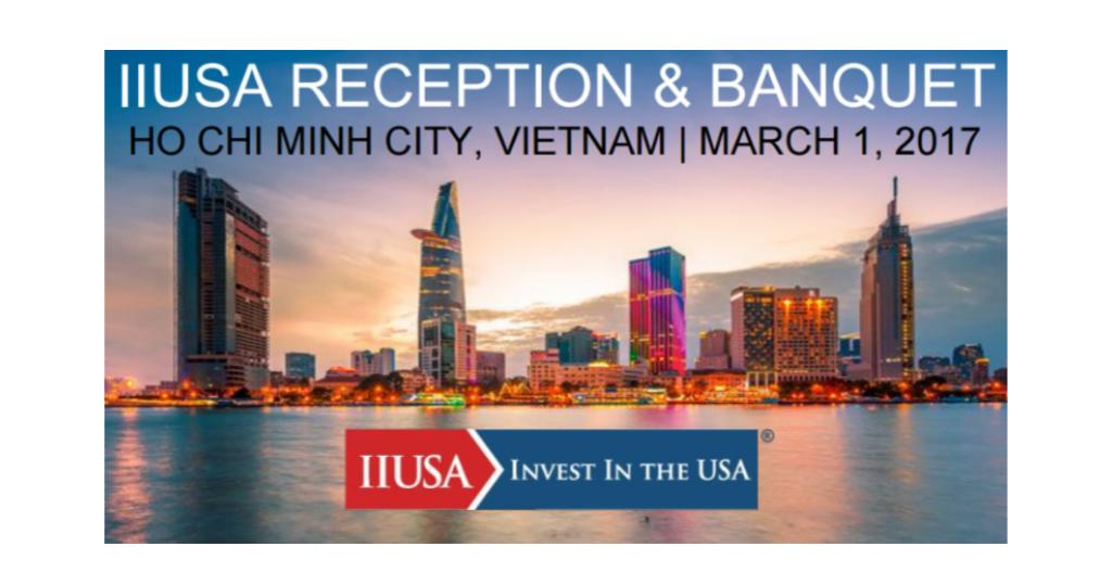 IIUSA to Host Banquet & Information Session in Ho Chi Minh City on March 1st