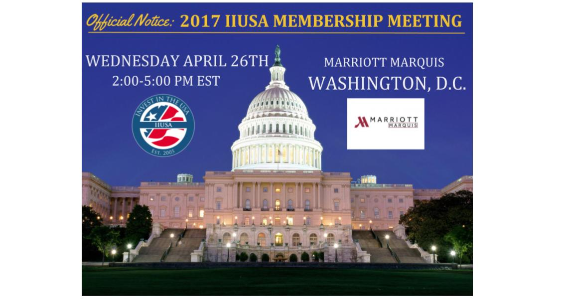 Submit IIUSA Officer and Director Nominations by March 15th!