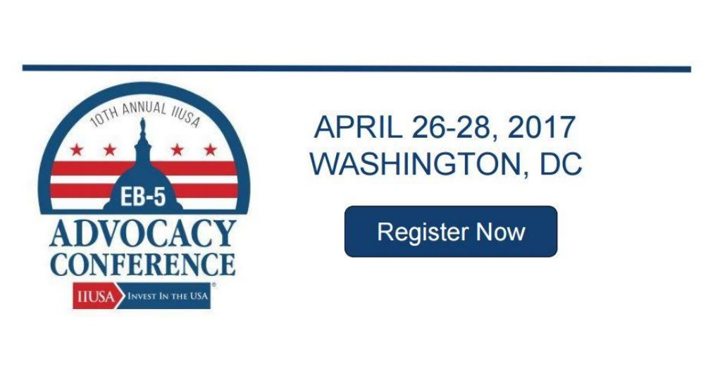 Tickets Still Available for this Week's EB-5 Advocacy Conference