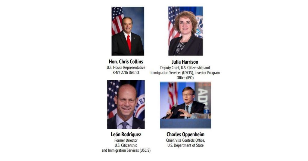 Unpacking the EB-5 Advocacy Conference: Meet the Guests of Honor