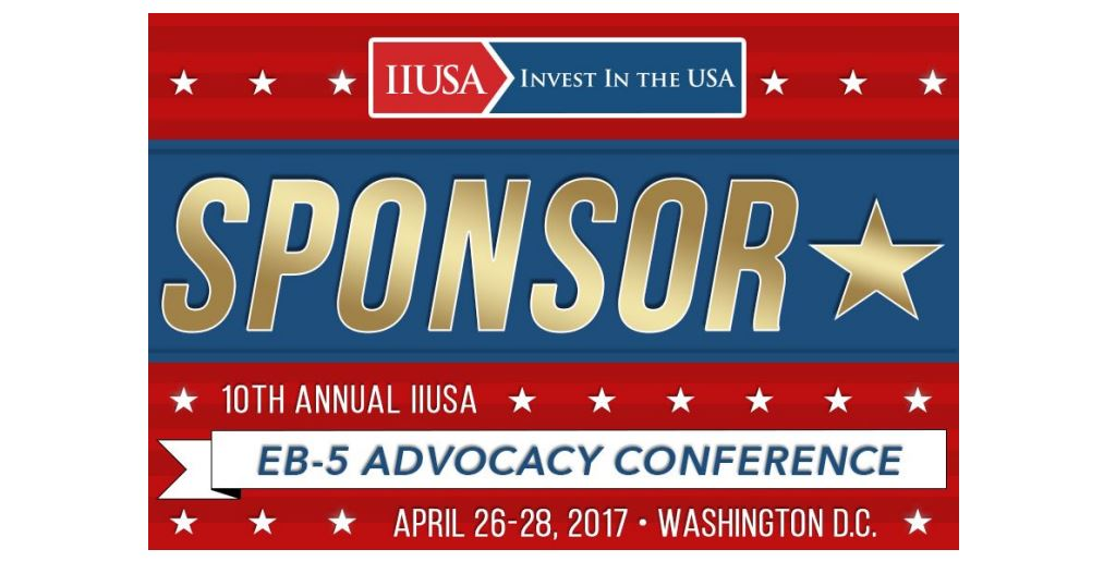 Unpacking the EB-5 Advocacy Conference: Meet the Sponsors
