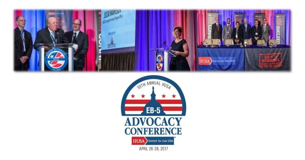 It's a Wrap! Highlights from IIUSA's 10th Annual EB-5 Advocacy Conference