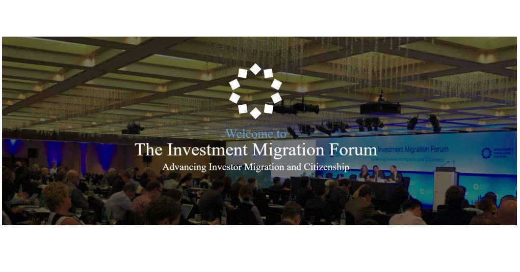 IIUSA Executive Director Speaks at Investment Migration Forum and Calls for Global Leadership in the Face of Nationalist Geopolitical Trends