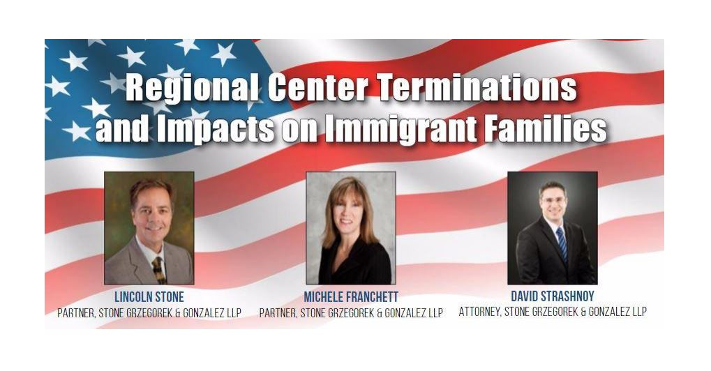 Regional Center Terminations and Impacts on Immigrant Families