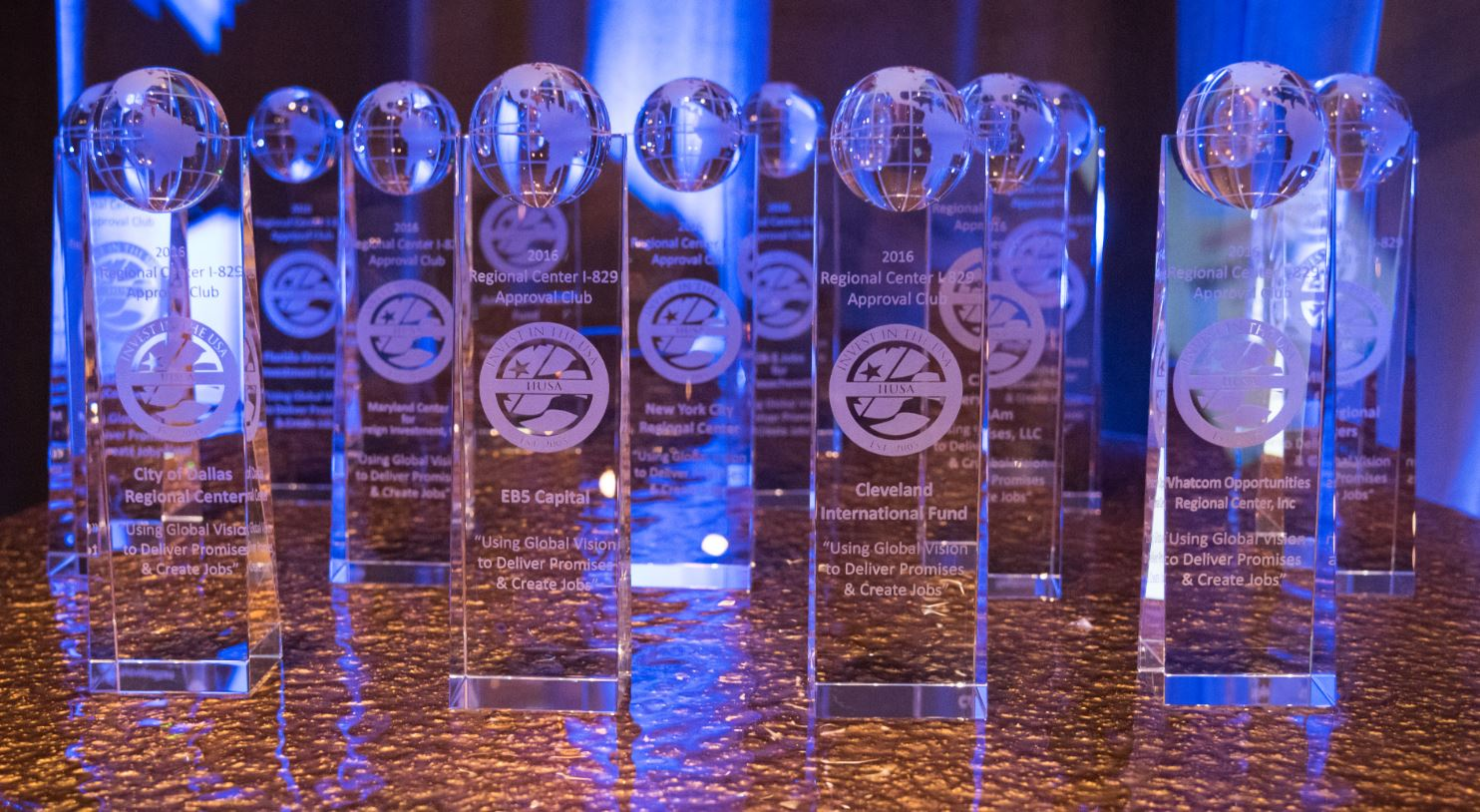 IIUSA to Honor Regional Center Industry Success with I-829 and Return of Capital Awards