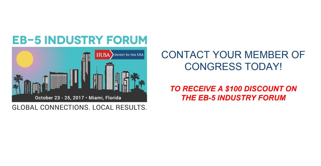 Missed out on the Early Bird Rate for the EB-5 Industry Forum? No Problem!