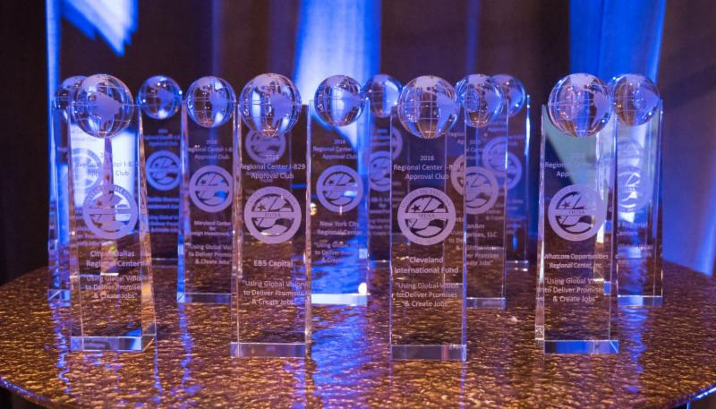 Nominate a Colleague for the EB-5 Industry Achievement Banquet!