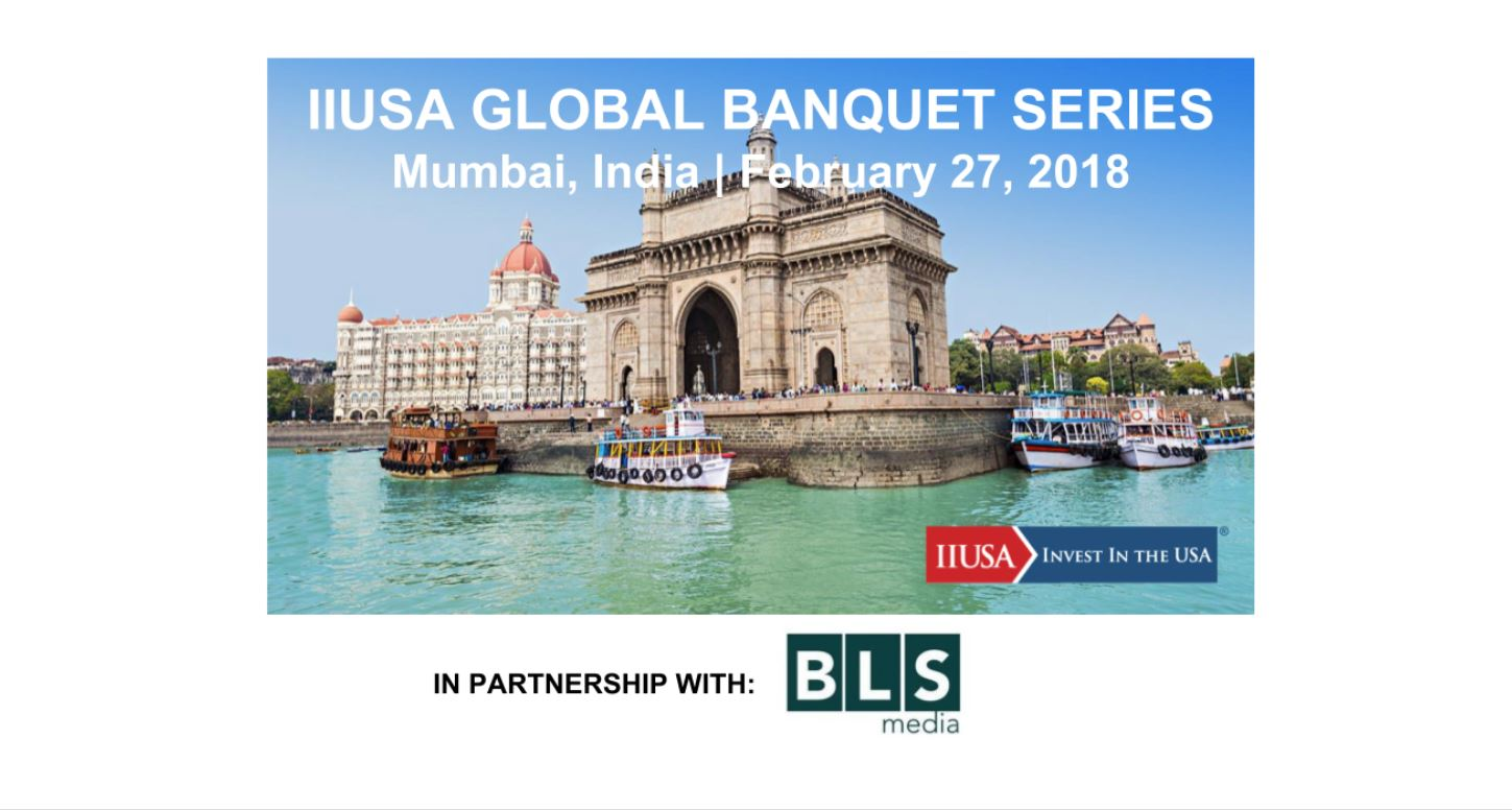 IIUSA Global Banquet Series Coming to Mumbai this February – Register Now!