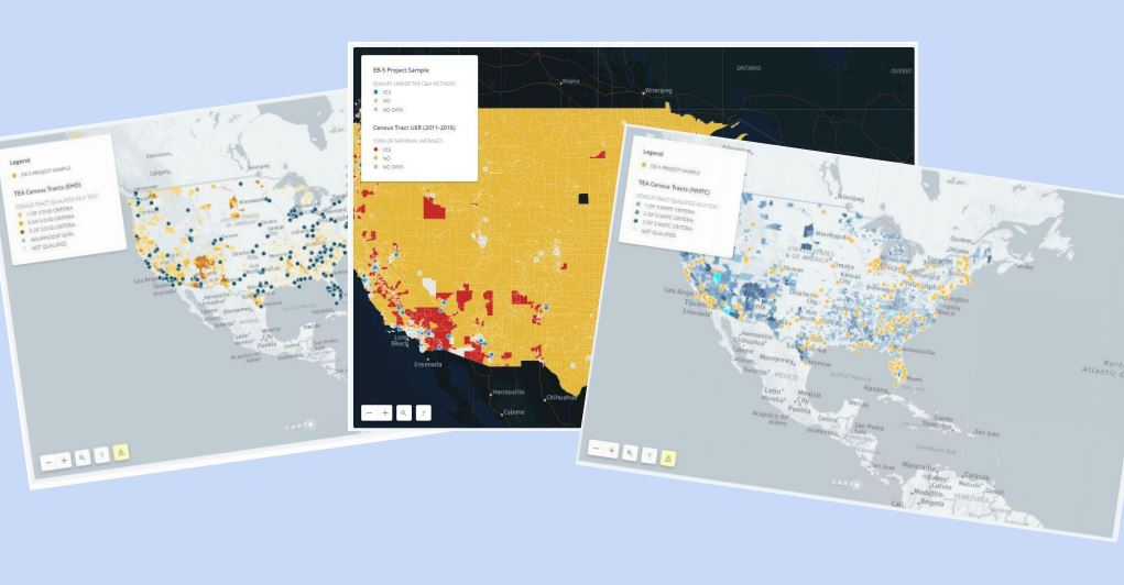 Explored the IIUSA TEA Analytic Mapping Tools Lately?