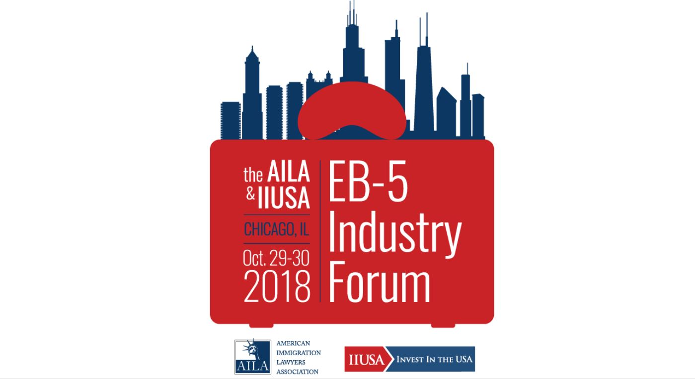 See What the Past AILA President Has to Say About the EB-5 Industry Forum!