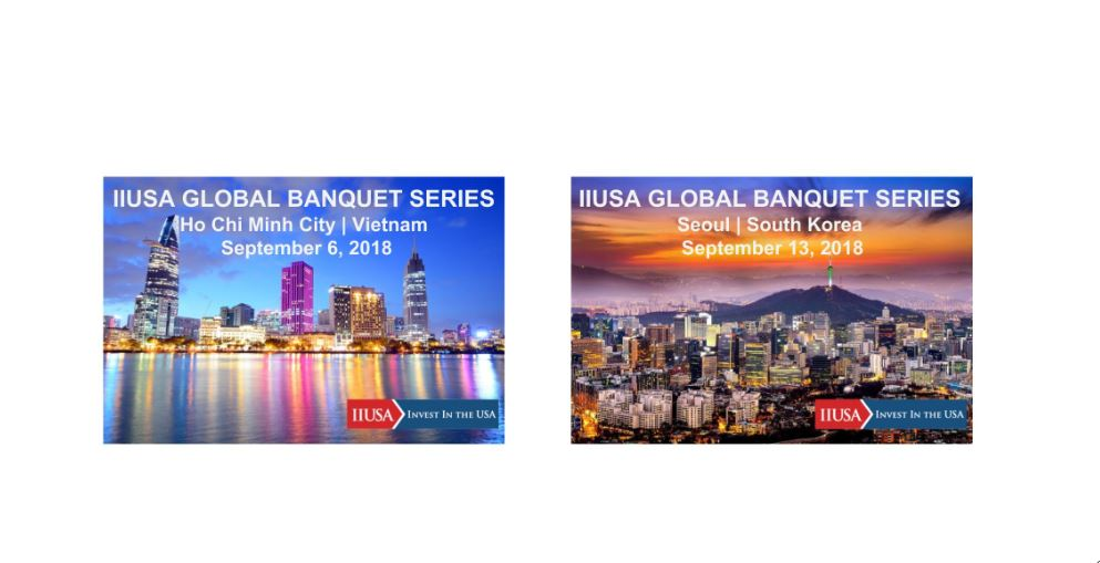 IIUSA Global Banquet Series Space is Limited! Register Today!