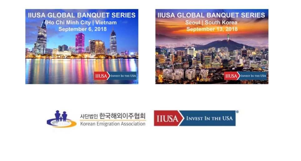 IIUSA Partners with the Korean Emigration Association