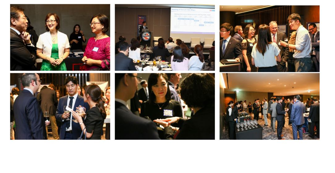 IIUSA Welcomes Top Migration Agencies to First Ever Banquet in Seoul, South Korea