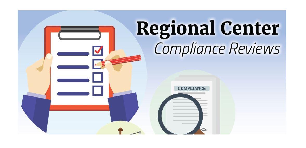 """Regional Center Compliance Reviews"""