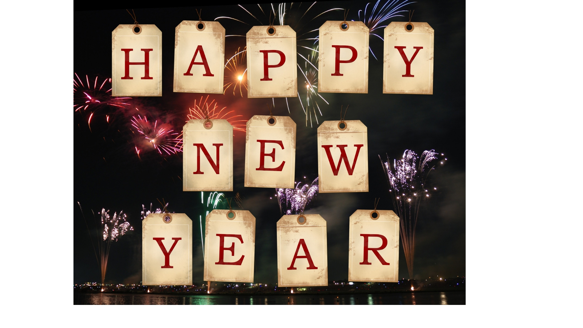Happy New Year From Your Industry Trade Association!