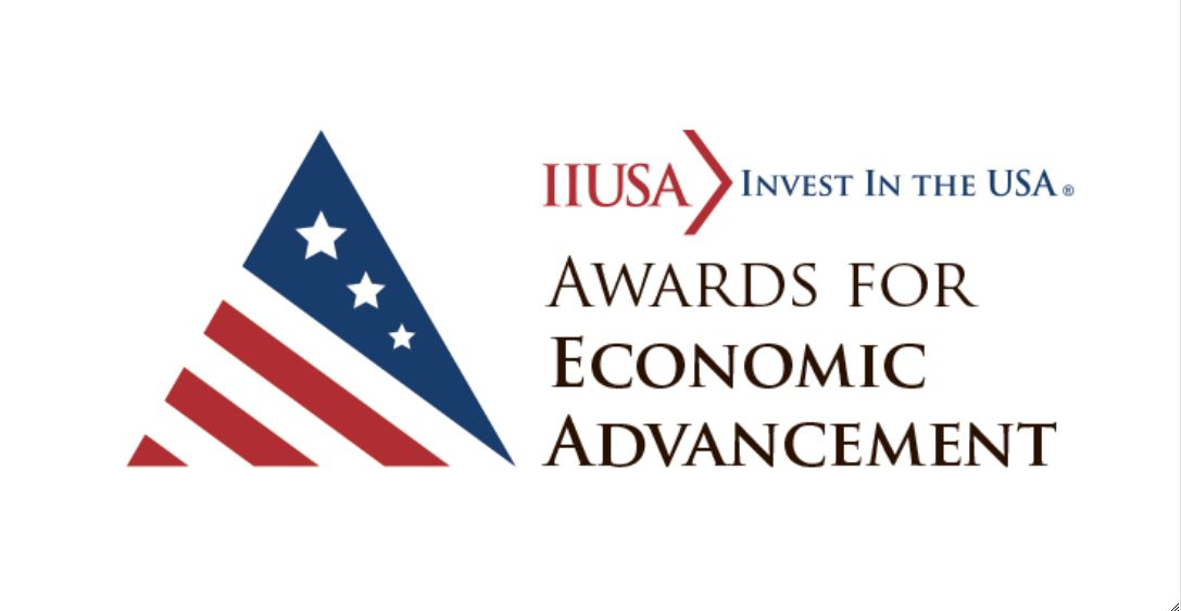 Congratulations to the 2019 Winners of the IIUSA Awards for Economic Advancement