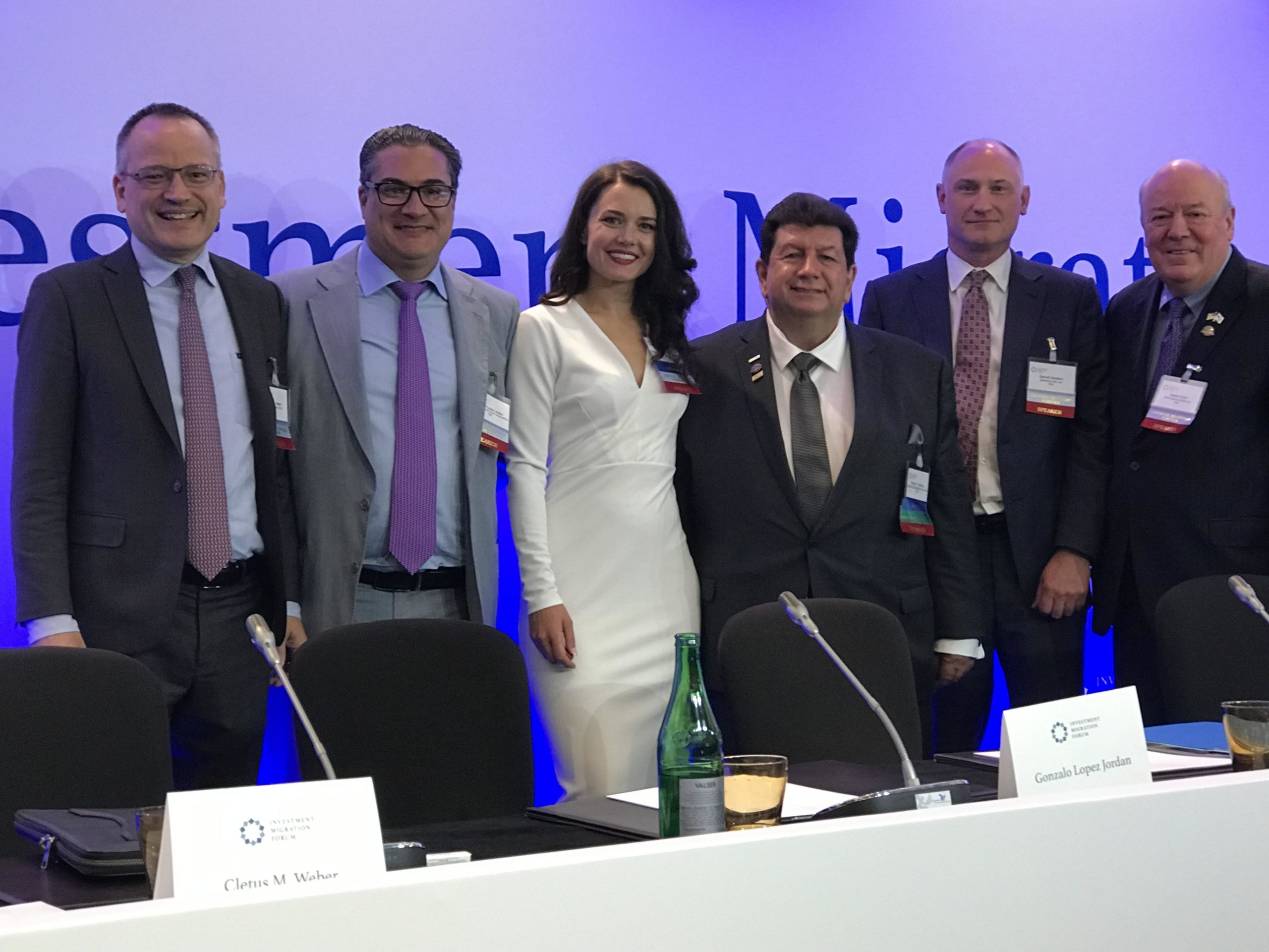 IIUSA Members Conduct EB-5 Discussion at the Investment Migration Forum