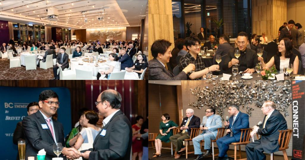 IIUSA Banquets Connect Members and International Stakeholders in Three of the Industry's Largest Markets