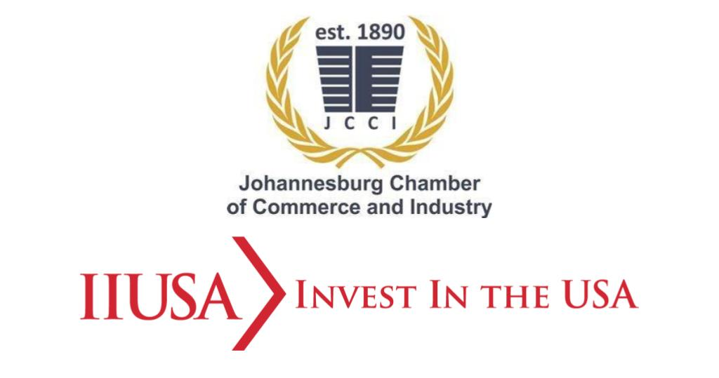 IIUSA Formalizes Partnership with the Johannesburg Chamber of Commerce and Industry