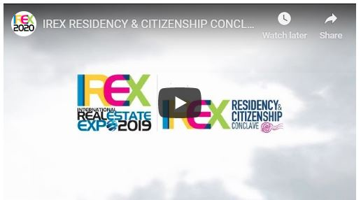 Join IIUSA at the IREX Residency & Citizenship Conclave in Mumbai this February