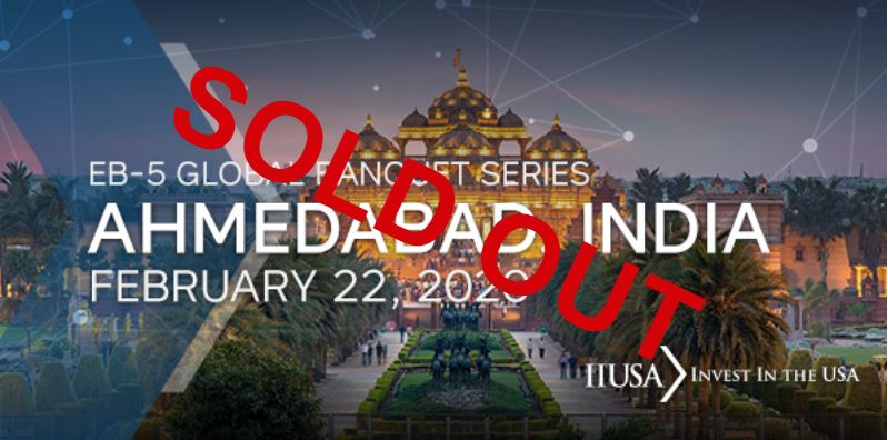 IIUSA Global Banquet Series Ahmedabad Sells Out in Record Time
