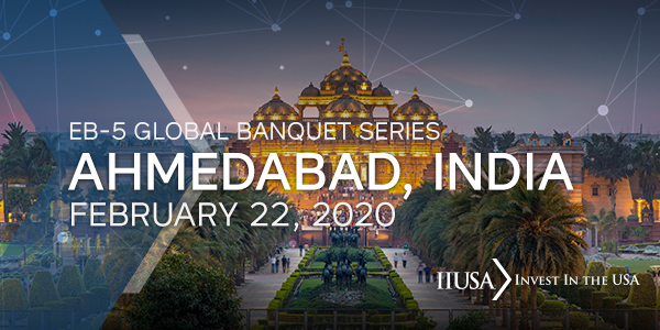 Space is Running Out For IIUSA's First Global Banquet Series Event of the Year