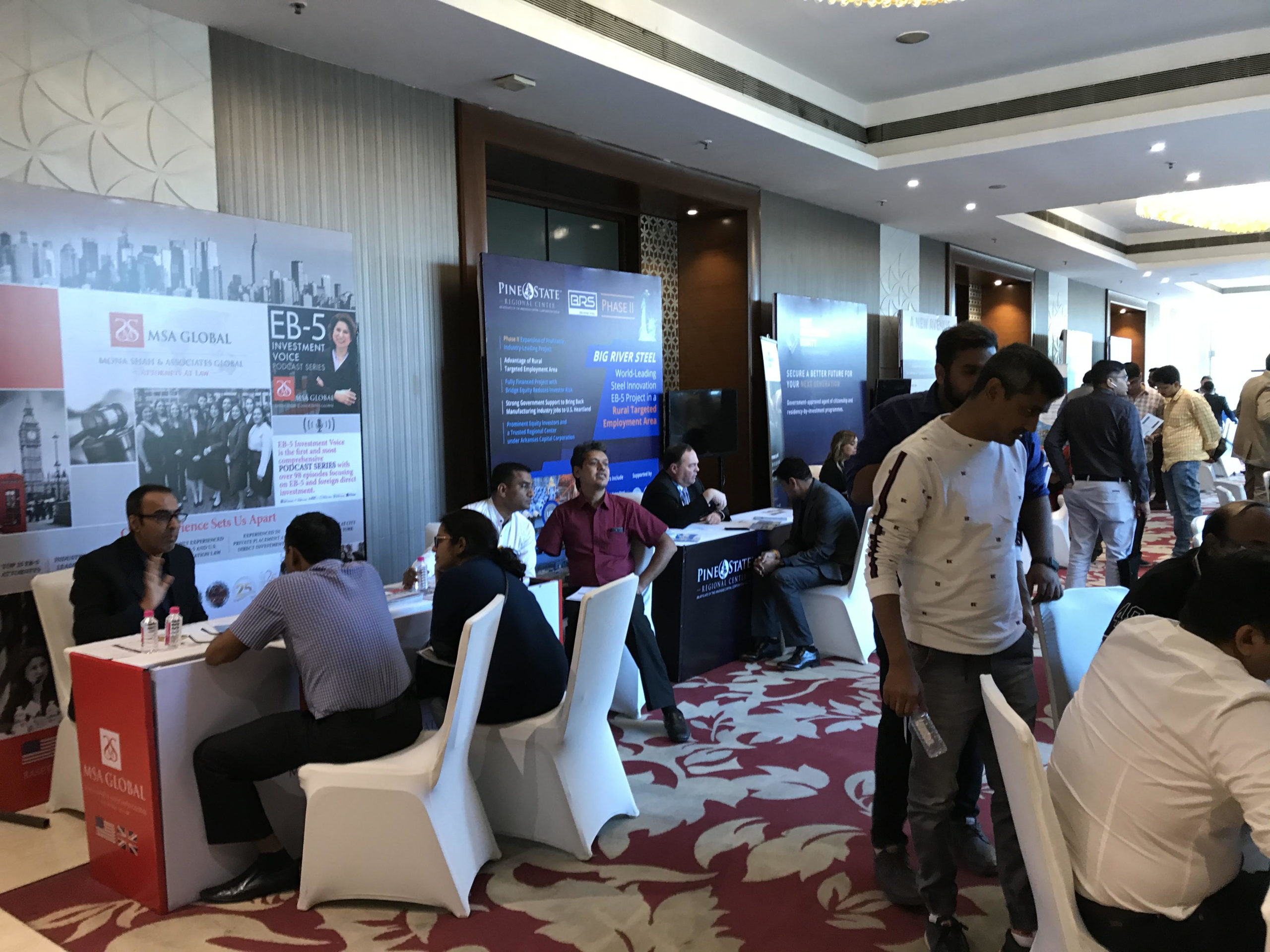 IIUSA Hosts First International Event of the Year: Educating Investors and Service Providers in Ahmedabad, India