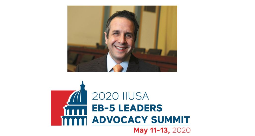 Just Announced: House Judiciary Chief Counsel to Participate in IIUSA EB-5 Advocacy Summit
