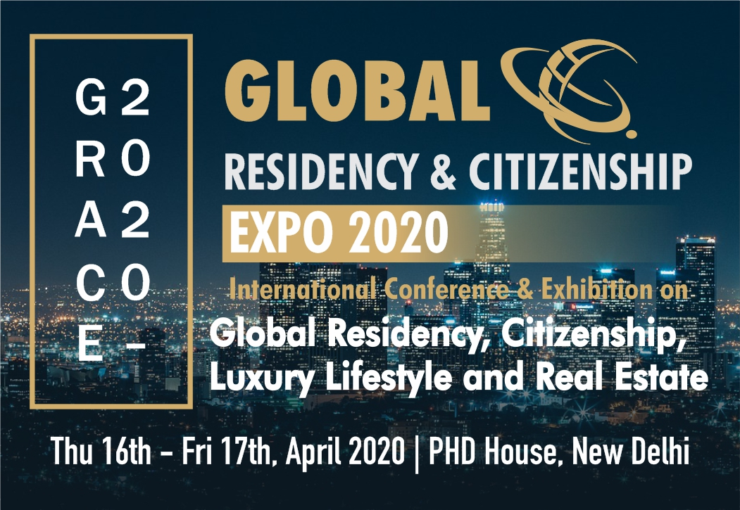 Join the IIUSA Delegation to the Global Residency & Citizenship Expo