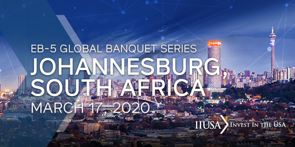 Act Now: Tickets are Limited for Next Months IIUSA Global Banquet Event in Johannesburg