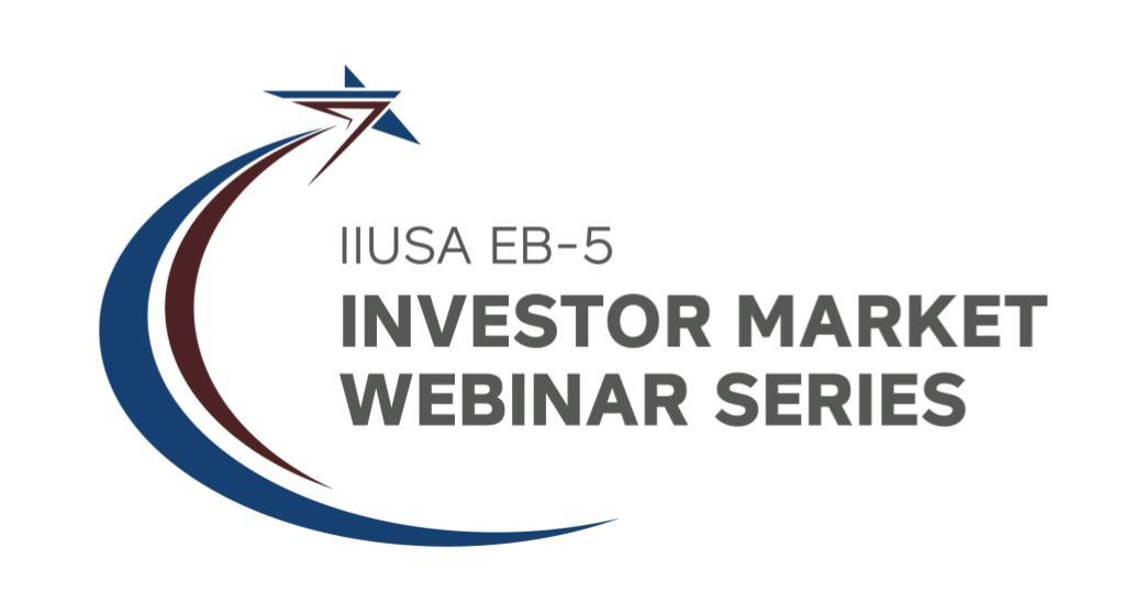 Register Today: IIUSA EB-5 Investor Market Webinar Russia
