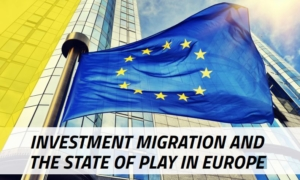 "RCBJ Perspectives: ""Investment Migration and the State of Play in Europe"""