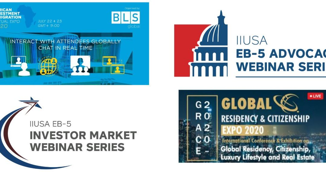 Stay Engaged with IIUSA this Summer Through Virtual Business Development and Education Events