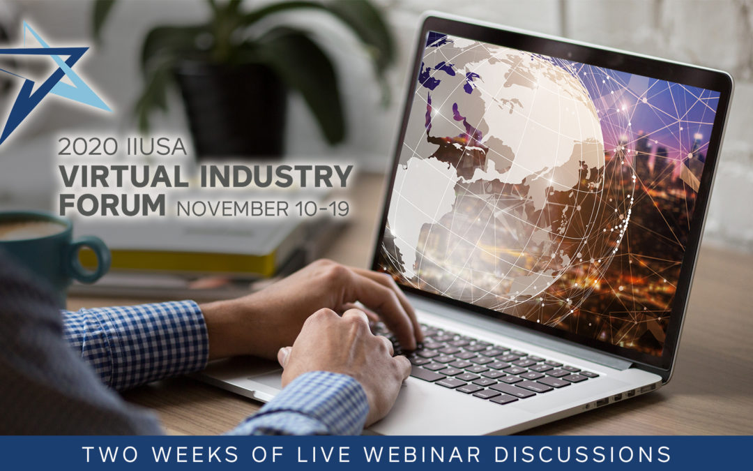 Join IIUSA this Fall for the Virtual EB-5 Industry Forum