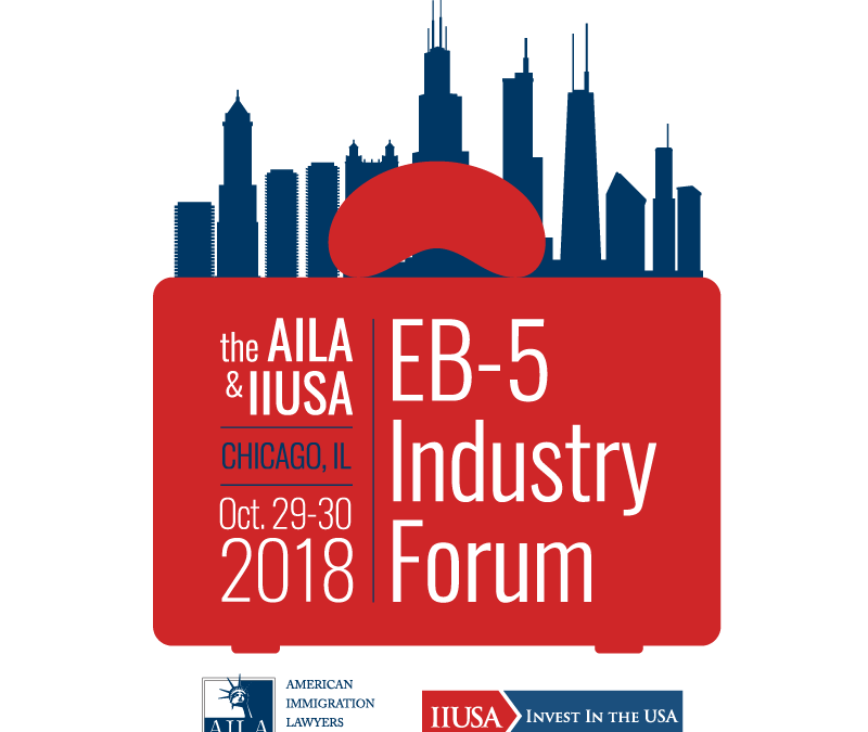 Remarks from IPO Chief Sarah Kendall – IIUSA-AILA EB-5 Industry Forum – October 2018